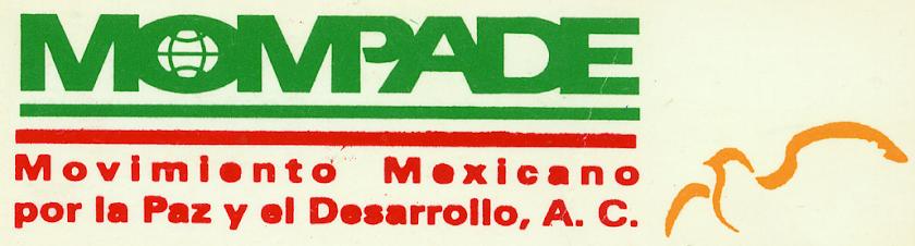 MOVIMIENTO MEXICANO POR LA PAZ Y EL DESARROLLO
