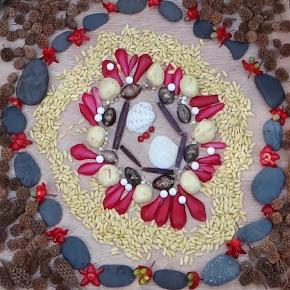 Mandala éphémère