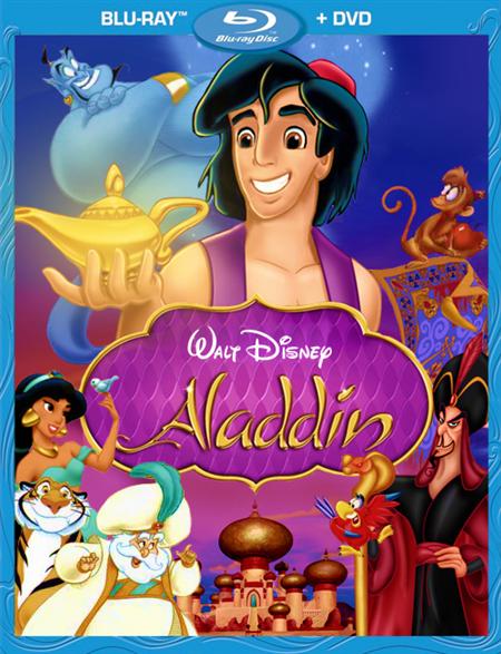 ดูการ์ตูน Aladdin อะลาดิน