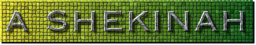 !!!!!!!!A SHEKINAH - DEUS ESTA AQUI >>>>