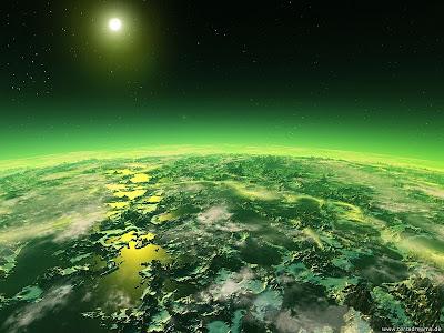 Atmosfer Bumi Penunjang Kehidupan Manusia