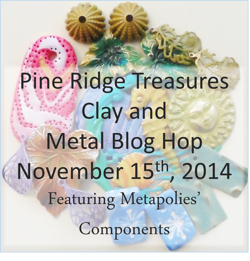 Clay And Metal Blog Hop