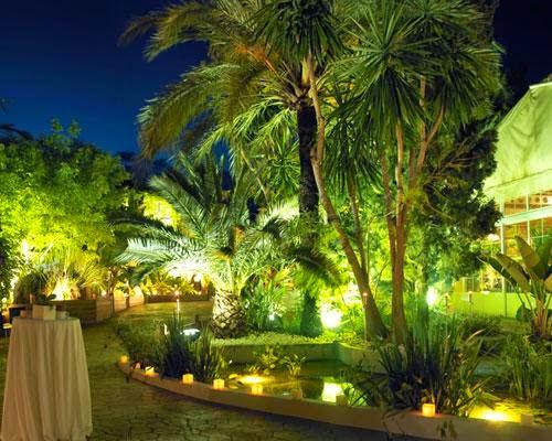 Dolce hogar consejos para iluminar cada zona de tu jard n - Iluminacion de jardines fotos ...