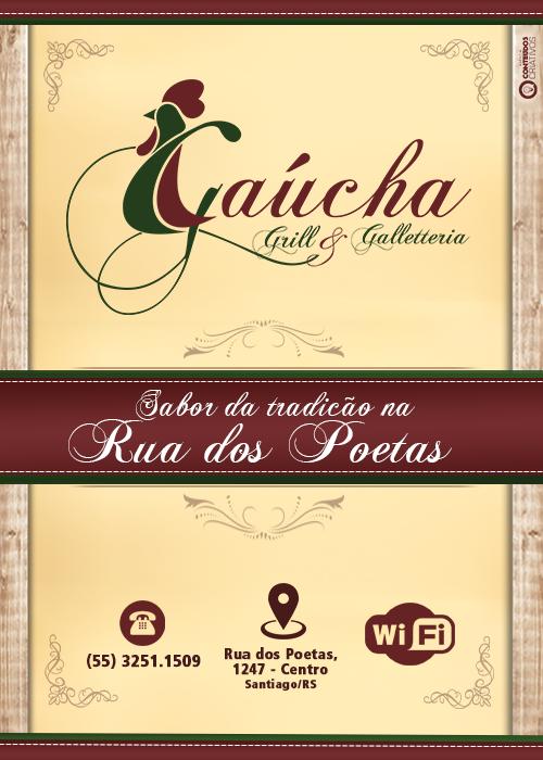 Gaúcha Grill e Galleteria