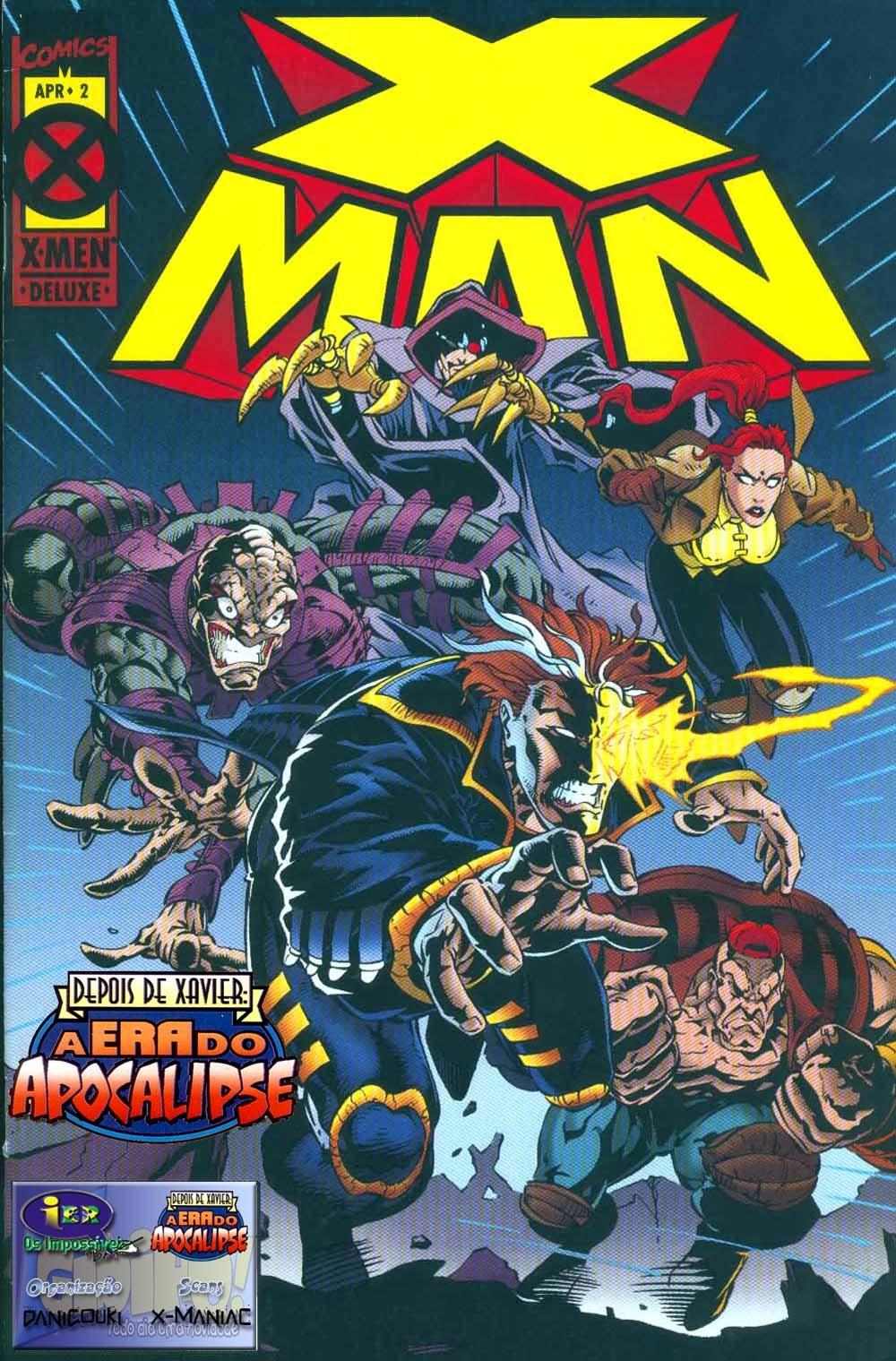 X-Men - A Era do Apocalipse #27