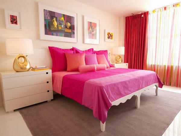 desain kamar tidur utama 3x4