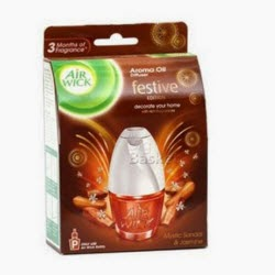 Amazon: Buy Airwick Aroma Oil Diffuser Completes 18 ml at Rs.136