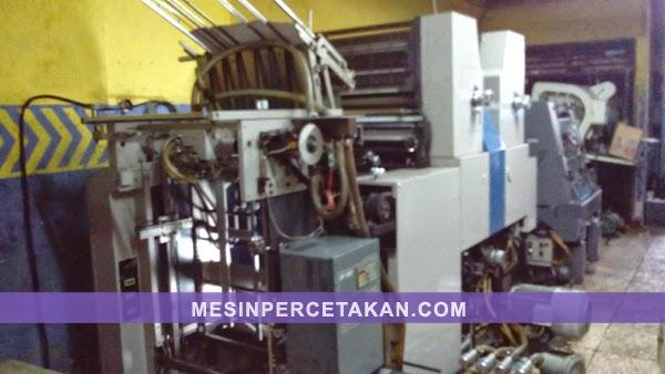 Ryobi 522PF | mesin cetak 2 warna