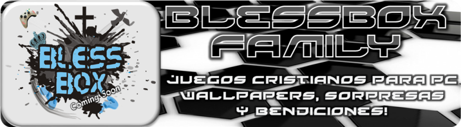 BlessBox Family Juegos Cristianos Para PC