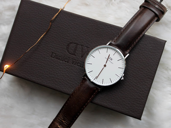 A New Daniel Wellington Watch