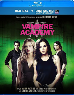 Vampire Academy (2014) Movie Poster