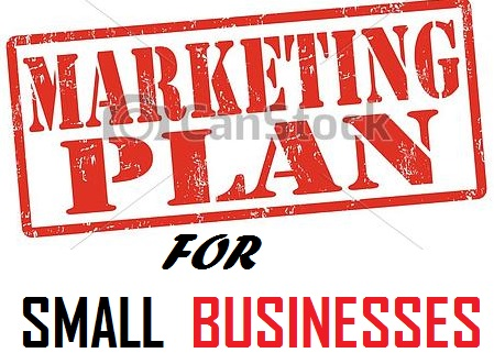 Creating a marketing plan for a small business