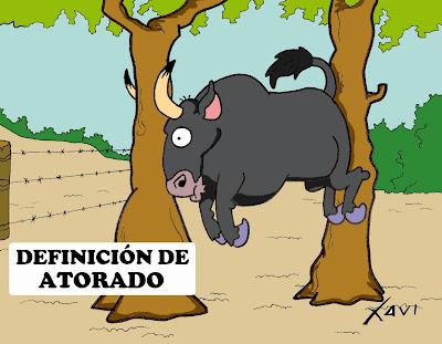 Toro Atorado