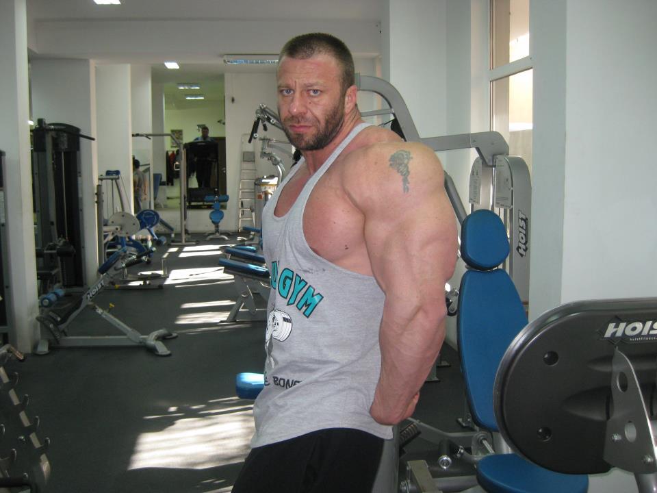 Bulgarian Male Bodybuilders