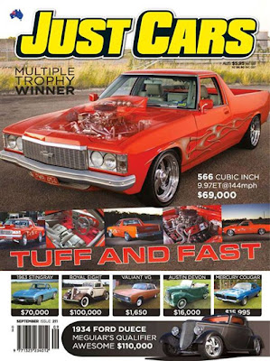 Just Cars - September 2013