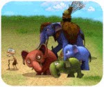 Game Đại chiến voi rừng