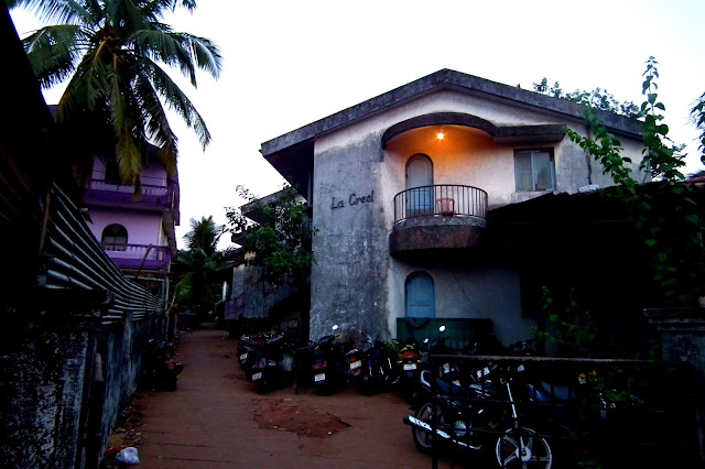Old house in North Goa