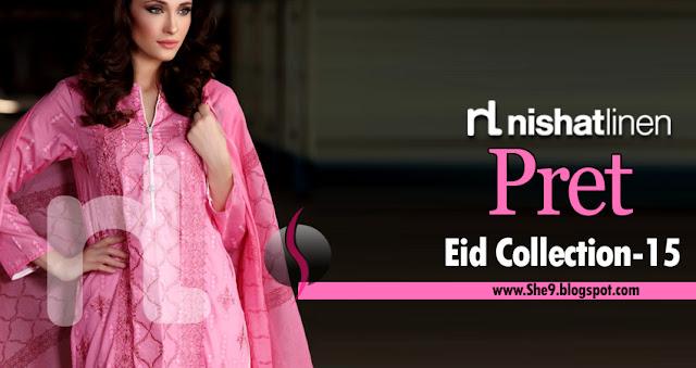 Nishat Linen Pret for Eid Ul Azha