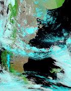 . a las Malvinas Argentinas con tan poca cantidad de Nubes. patagonia