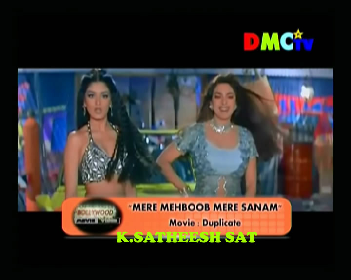 DIGITAL MUSIC CHANNEL(DMC) START BOLLYWOOD MUSIC PALAPA D@113.0E