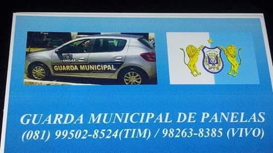 GUARDA MUNICIPAL DE PANELAS