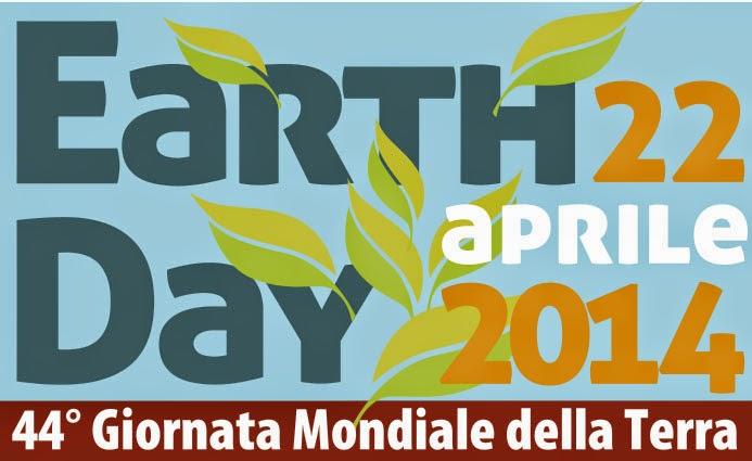 oggi è la giornata della terra.