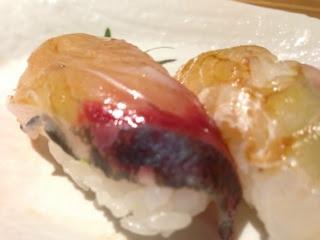 お寿司アップの写真