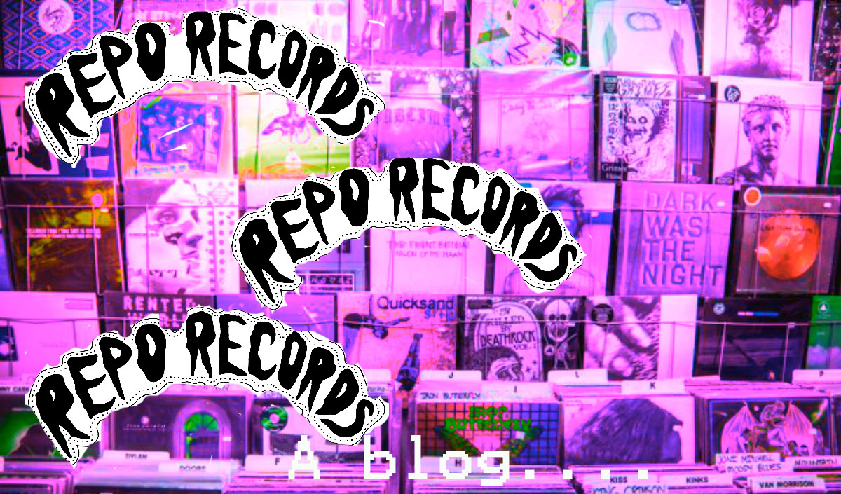 Repo Records Blog