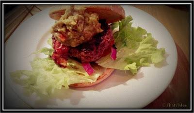 Bistro burger Paris Montorgueil avocat et bacon burger