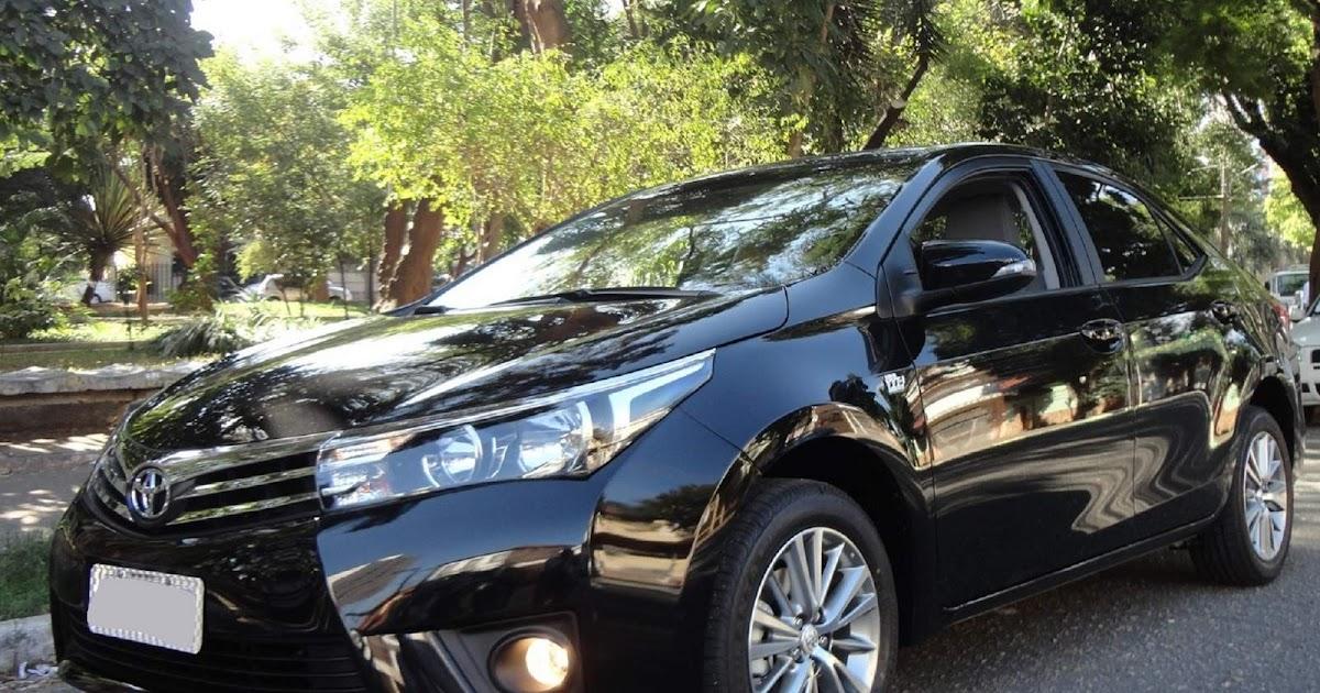 Novo Corolla XEi 2015 preto: sofisticado, eficaz e confiável