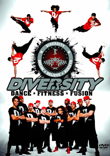 Diversity Dance Fitness Fusion DVD Cover