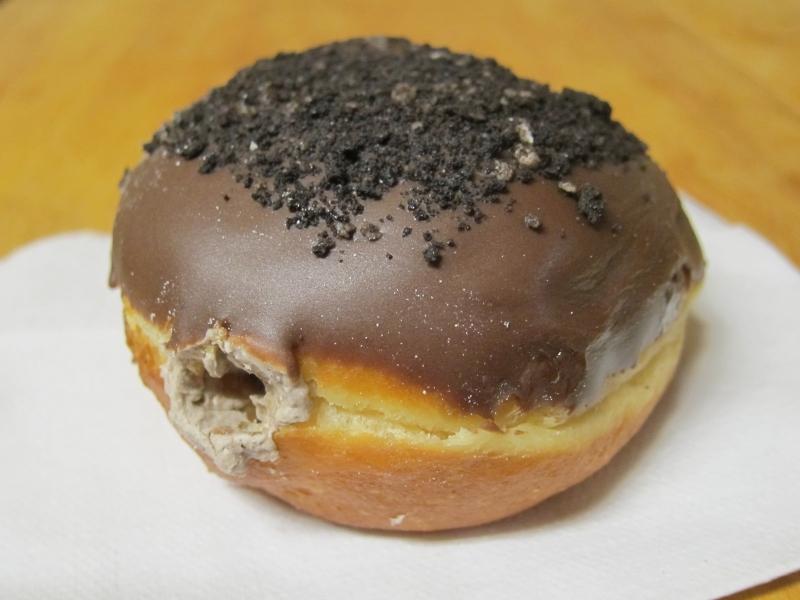 Krispy Kreme Oreo Donut 2015 Krispy Kreme's Oreo Donut or