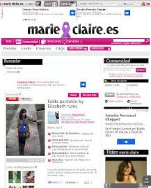 Rules en Marie Claire