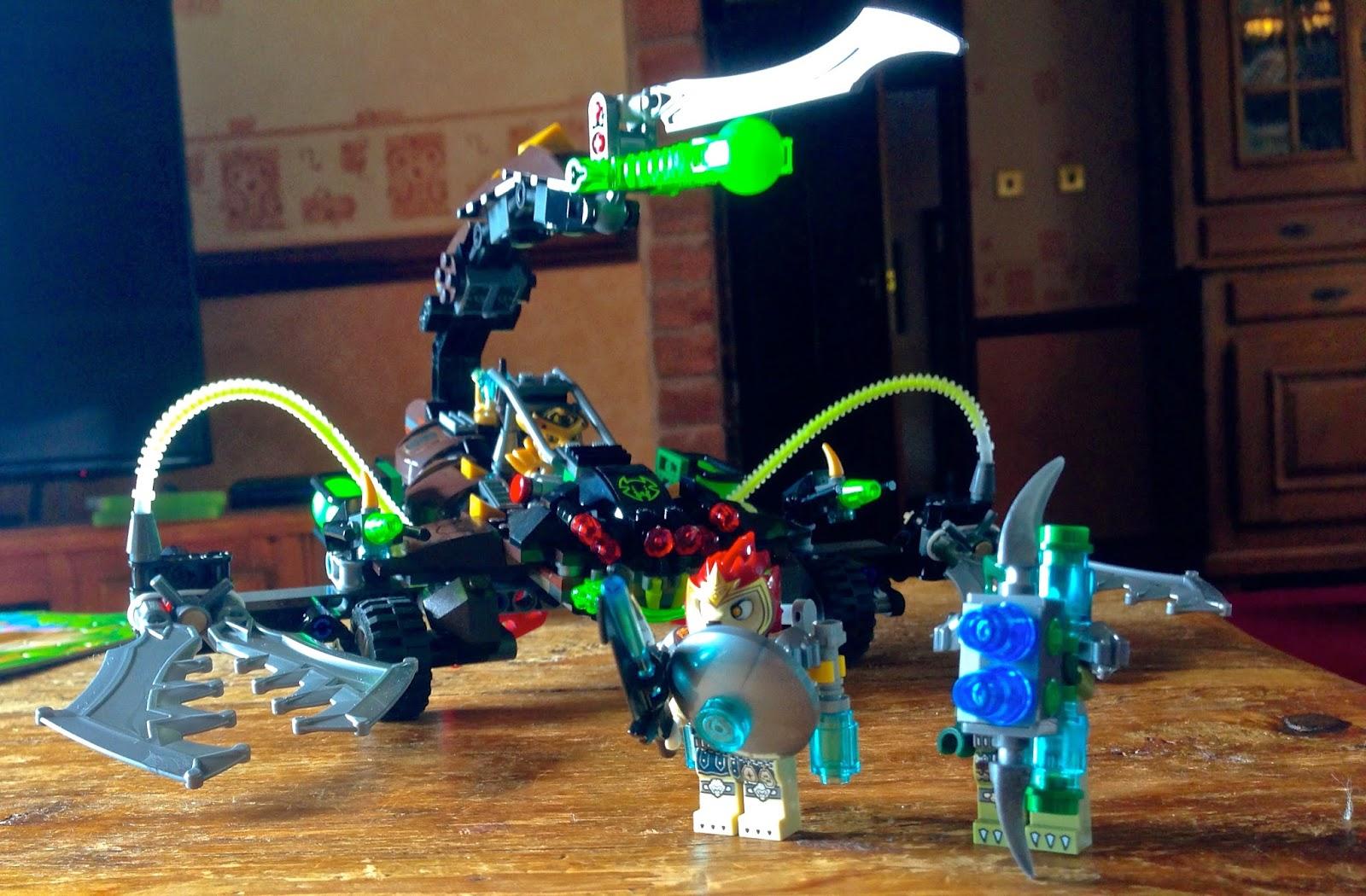 Lego Chima set