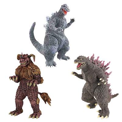 Bandai Godzilla Series 5 - 1999 Godzilla - King Cesar - Millennium Godzilla