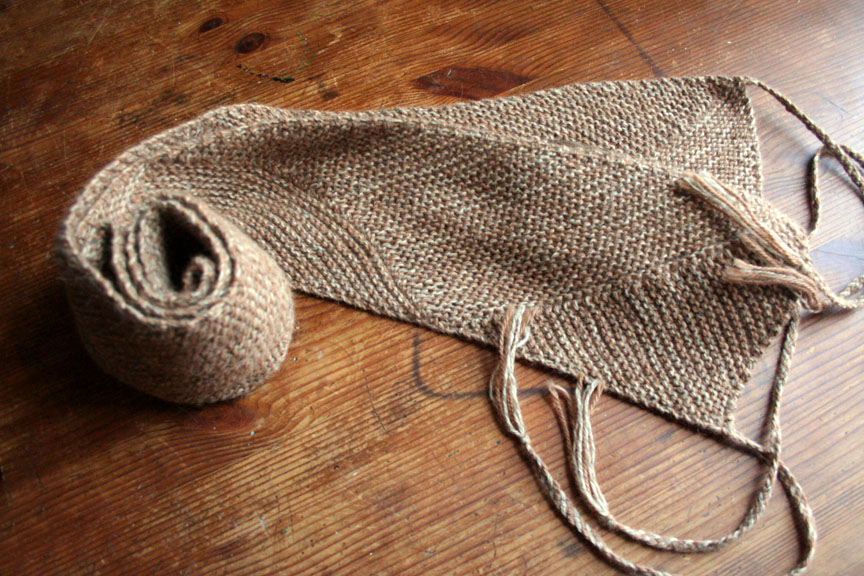 The Yarn Monkey Chronicles: The Multi-directional Scarf   a Short Row Explora...