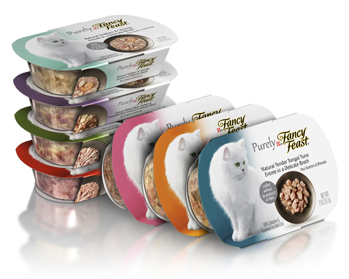 FREE Fancy Feast Purely Cat Food Sample | The Coupon Crazy Couple ...