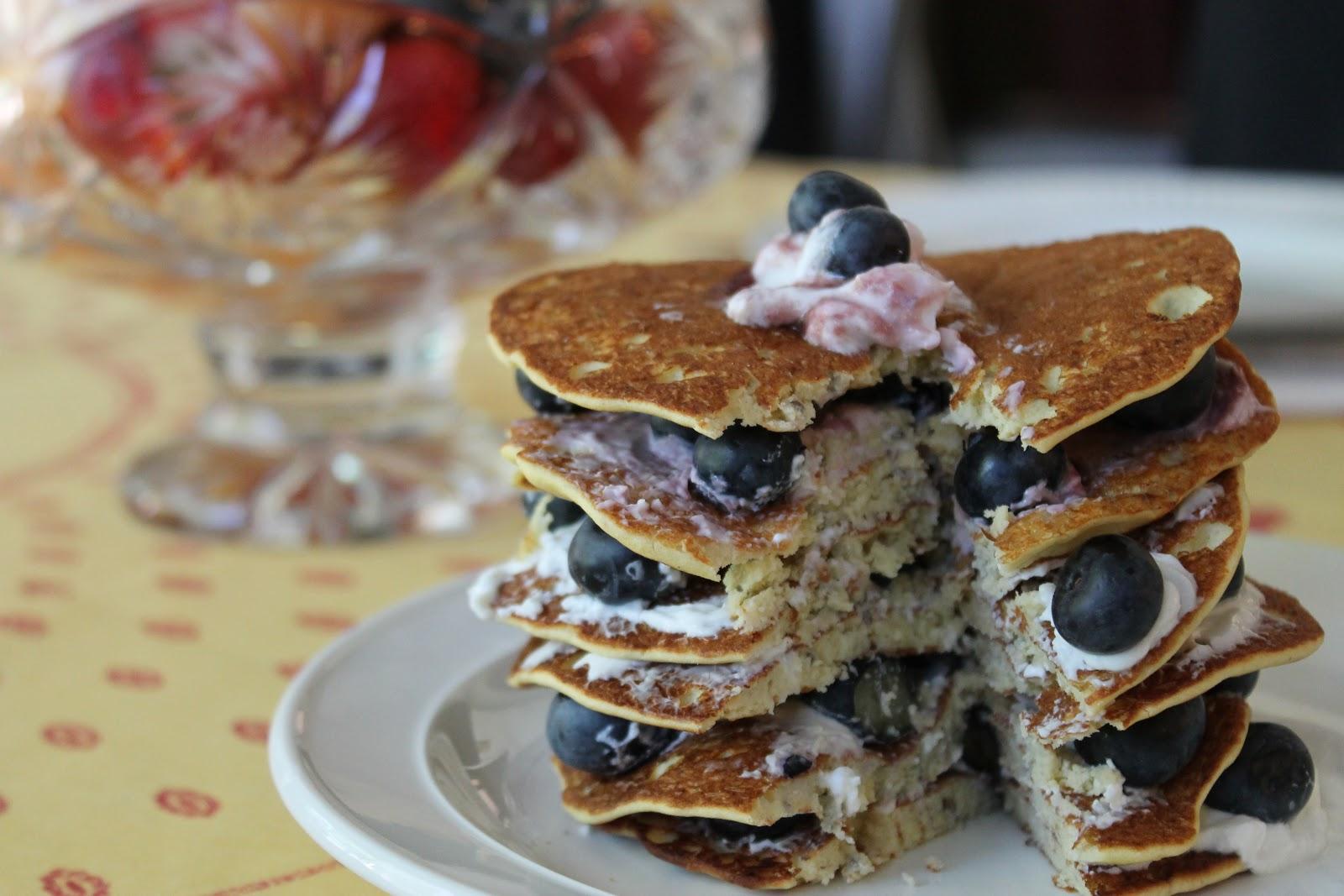Gluten free blueberry protein pancakes ccuart Gallery