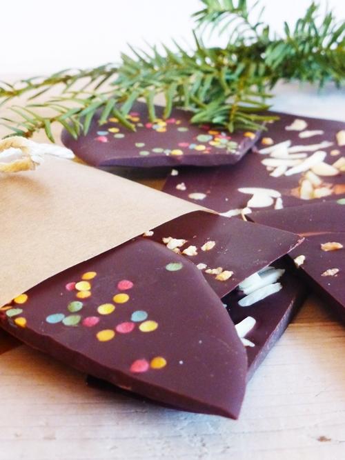 DIY Schokolade selbermachen veredeln