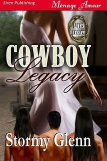 Legado vaquero (Cowboy legacy) - Stormy Glenn [PDF |Español | 2.39 MB]