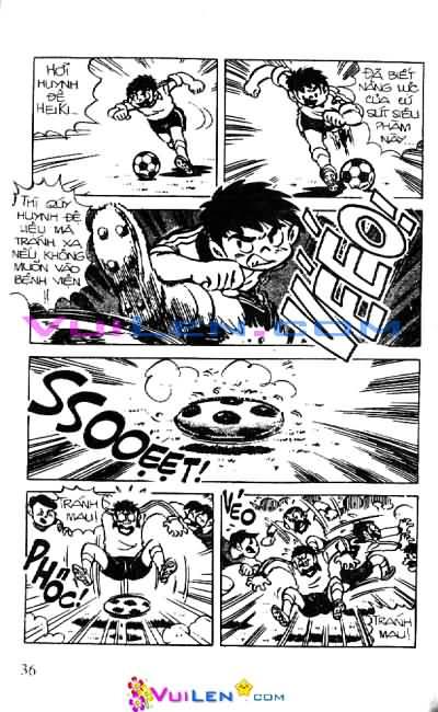 Jindodinho - Đường Dẫn Đến Khung Thành III  Tập 5 page 36 Congtruyen24h