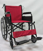 Aluminium wheelchair 鋁製 轮椅