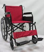 Aluminium wheelchair 鋁製 轮椅