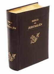 Biblia de Jerusalén para descargar