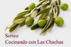 SORTEO COCINANDO CON LAS CHACHAS