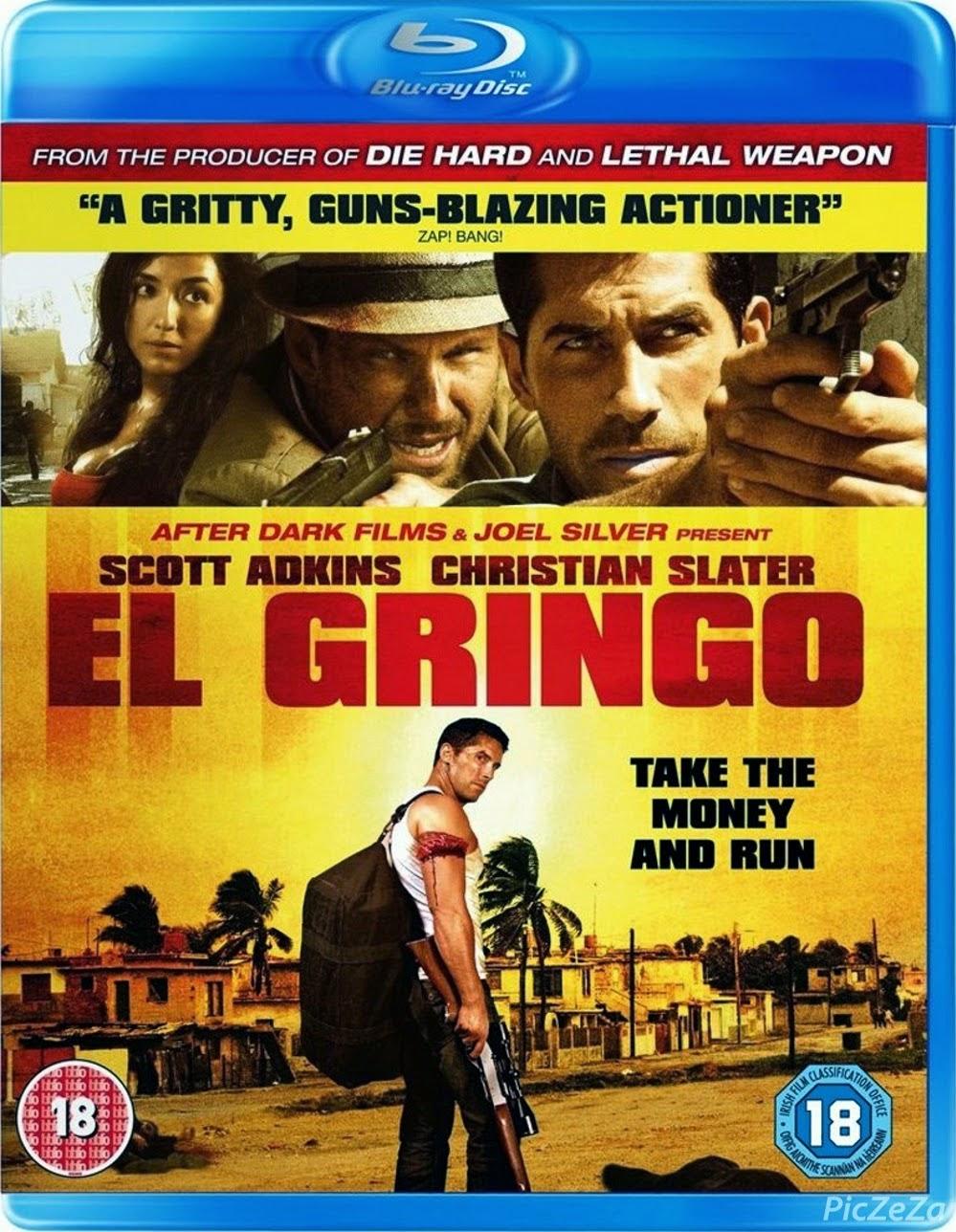 El Gringo : โคตรคนนอกกฎหมาย