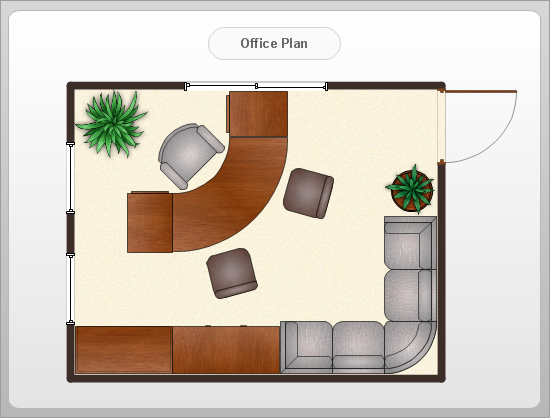 How to create building plans how you draw for Office space floor plan creator