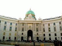 Hapsburg Palace Vienna Austria