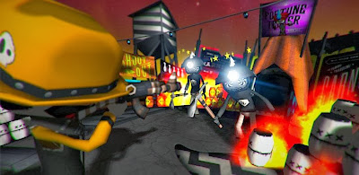 Burn The Lot v1.0.6 Apk | 320 MB Android Game