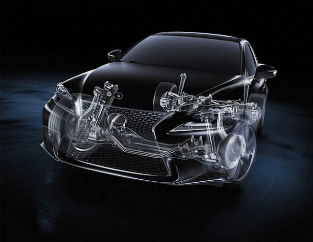 2017 Lexus IS350 F Sport Review